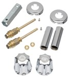 39654 Tub/shower Trim Kit For Gerber CAT482,39654,37155396542,037155396542