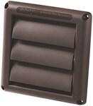 Hs6b Deflecto Supurr-vent Brown 6 Dryer Vent Hood CAT305,VOHD6B,VHDWC6,VHDC6,VHDWCP,VHDCP,HS6B,WC6,50079916500503,50078916500503,079916500508