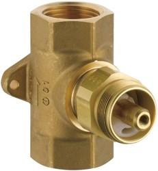 R66600 D-w-o Brizo Sensori Shower Valve CATD160BR,R66600,34449593762,R35600,CATD160BR,034449825733