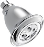 52659-pk D-w-o Delta 2 Gpm H2okinetic Polished Chrome Showerhead CATD160S,52659-PK,034449669542,CATD160S,34449833073,