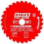 D0530fm Diablo Tools Demon 5-3/8 In Circular Saw Blade 30 Teeth CAT500D,008925069553