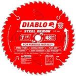D0748f Diablo Tools Demon 7-1/4 In Circular Saw Blade 48 Teeth