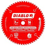D0756n Diablo Tools 7-1/4 In Circular Saw Blade 56 Teeth
