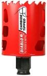 Dhs2125ct Diablo Snap-lock Plus 2-1/8 Carbide Tipped Hole Saw CAT500D,008925137740