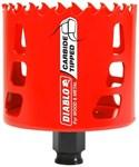 Dhs3000ct Diablo Snap-lock Plus 3 Carbide Tipped Hole Saw CAT500D,008925137818