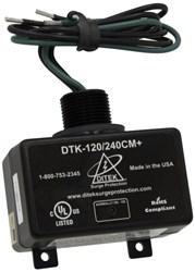 Dtk-120/240cm+ Ditek Surge Protection 120/240 Volts Surge Protector CATGLO,