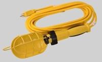5200 Diversitech Devco 125 Volts Yellow Work Light