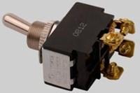 Ed455 Diversitech Steel/brass/black 20 Amps 125/277 Volts Dpst Switch