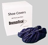 Sc-1 Diversitech Navy Blue Shoe Cover 50 Pair/box CAT381D,SC-1,095247116331,0095247116331