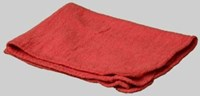 St-10 Diversitech Red Cotton Towel 10/bag CAT381D,ST-10,0095247104628