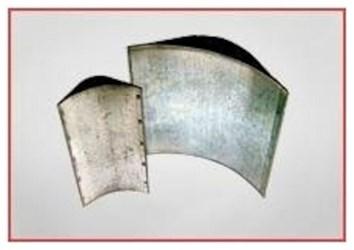 2vga26 Ductmate 2 G60 Steel 26 Gauge Turning Vane CAT342D,2VGA26,747548016543,2VGA26,34247345,DMVANE