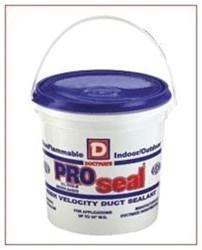 Proseal1 Ductmate Pro Seal 1 Gal Gray Sealant CAT342D,PROSEAL1,747548000139