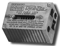 30206 Duro Dyne Dyna-tite 3/16 X 250 Galvanized Steel Rope CAT821,30206,WC6,50797582122064,797582122069