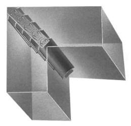 Vr2 Duro Dyne Vane Rail Coil/100 Ft Roll CAT821,DDVR2,999000023814,797582016023
