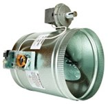 Ebd12 Ewc Ultra-zone 12 Round Electronic Bypass Zoning Damper CAT380,EBD12,845484005208
