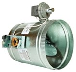Ebd14 Ewc Ultra-zone 14 Round Electronic Bypass Zoning Damper CAT380,EBD14,845484005215