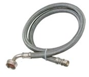 41043 Eastman 3/8 X 3/4 Braided Stainless Steel Dishwasher 72 Water Line CAT191,41043,