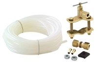 48362 Ez-flo Ice Maker Install Kit W/25 Poly Tube