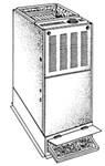 24x24x1 E-z Filter Base 24-5/8 X 28-5/8 X 4 Metal 22 Gauge Filter Base CAT364E,24X24X1,EZ2424,EZGC,FB24,FB2424,
