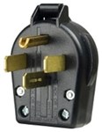 S21-sp Eaton 30/50a 125/250v Male Straight Blade Electrical Plug CAT752C,S21-SP,032664517839