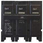 Br340 Eaton 40a 240v 3 Pole Br Plug-on Circuit Breaker CAT746,CC340,BR340,C340,CB340,786676367851,
