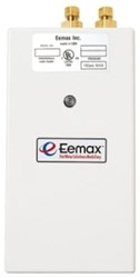 3 Kw 208 Volts 1 Ph Eemax Series One Electric Tankless Commercial Water Heater CAT315,SP3208,091654130205,T3K,green,31500006,SPEX3208,