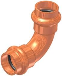 1-1/2 Elkhart Copper 90 Elbow P X P CAT539XP,10075080,683264750807,XSTMAG,XLJ