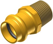 3/4 Elkhart Low Lead Brass Male Adapter P X Mipt CAT539XP,10075808,683264758087,XMAF