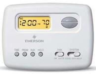 1f78-151 Wr 1 Heat/1 Cool Single Stage/heat Pump Programmable Thermostat CAT330WR,1F78151,WRT,WRDP11,786710100673