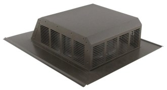 Lrv50bk 9 Steel Roof Vent CAT351,MFGR VENDOR: FAMCO,PRCH VENDOR: FAMCO,