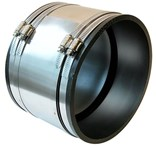 1002-1212rc Fernco 12 Shld Pvc Ss Clamp Coupling F/12 Clay To 12 Ci/pvc CAT431,1002,10021212RC,10021212MB,10021212S,FC1212,018578005655,016846142200