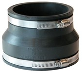 1002-44 Fernco 4 Pvc Ss Clamp Coupling F/4 Clay To 4 Ci/pvc CAT431,01894018,100244,PCX5644,096519000693,1002,BO44,BOCL44,BONN,BOCLNN,0244,999000010258,826846142194,0185,563743004K,569136009D,571388007G,816251025498AX,236661027287GV,673371054991CV,1002-44,100244,FC44,CT44,018578015258,016846142194