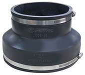 1002-86 Fernco 8 X 6 Pvc Ss Clamp Coupling F/clay To 6 Ci/pvc CAT431,100286,1002,BO86,BOCL8P,BO8P,BOCL86,0286,1002-86,FC86,018578001527,016846142361