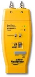 Admn2 Dual-port Manometer CAT740FP,872641001803