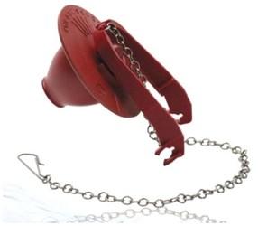 B502p10 Fluidmaster Red Toilet Flapper CAT202,502,B502P10,999000049282,10039961003208,FAF,FMF,039961003201