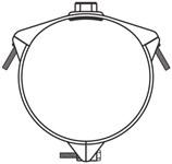 S71-1007 D-w-o 10 X 2 Ip Saddle For Ips O.d. CATD641B,S711007,S71,S7110K,CATD641B,