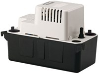 554461 Little Giant 3/8 Barbed 230 Volts Condensate Pump CAT407C,554461,00010121544611,LGCP,VCMA20ULST,010121544611,554461,230 PUMP,VCMA,10010121544618,LGCP,40707004