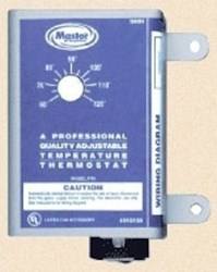 F-pt6 Adj Thermostat CAT344,FPT6,