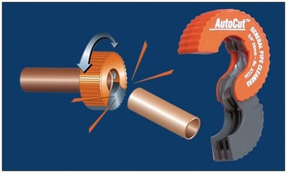 Atc12 Drain Brain 1/2 Steel Tube Cutter CAT517,ATC12,51759017,093122453014