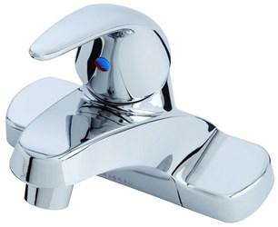 G0040115w Gerber Maxwell Se Polished Chrome Ada Lf 4 Centerset 3 Hole 1 Handle Bathroom Sink Faucet 1.2 Gpm CAT150SE,G0040115W,671052647446,40145W,GLF,40115W