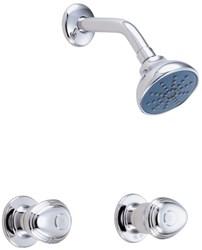 G0058460 Gerber Hardwater Polished Chrome Ada 2 Handle Tub & Shower Faucet CAT150,58460,999000056691,15007500,671052576555