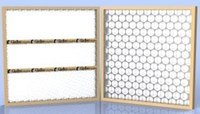 15x20x2 2 Standard Polyester Disposable Filter CAT364,PTA15202,15X20X2,60444399853,