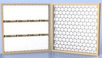 18x24x2 2 Standard Polyester Disposable Filter CAT364,PTA18242,PTA18242,PTA18242,PTA18242,PTA18242,18X24X2,604443998490,