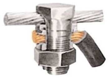 A-11sp 2/0 Split Bolt W/spacer CAT702G,A-11SP,A11SP,MFGR VENDOR: GREAVES,PRCH VENDOR: GREAVES,78499110450