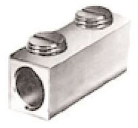 Abs-2 2-14 Alum Set Screw In Line Splice Conn CAT702G,ABS-2,ABS2,MFGR VENDOR: GREAVES,PRCH VENDOR: GREAVES,78449112501
