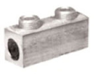 Abs 4/0 -2 6-4/0 Alum Set Screw In Line Splice Conn CAT702G,ABS 4/0 -2,ABS40,MFGR VENDOR: GREAVES,PRCH VENDOR: GREAVES,78449112503