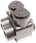 Usa3/0-2 Greaves 6 3/0 2 Port Connector CAT702G,USA302,078449113432,