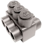 Usad 2-4 Greaves 4 Port Dual Entry Insulated Power Connector CAT702G,USAD24,USAD 2-4,78449113854