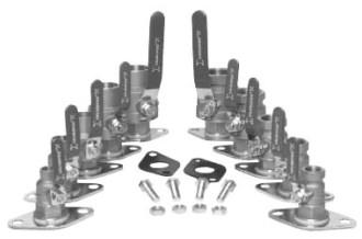96806134 Grundfos Pumps 1/2 Lf Circulator Pump Isolation Valve CAT405,96806134,5700310897226,591207,GRU591207,IVKD,GFK