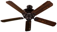 Sun714rb5p Century 52 Ceiling Fan 5700 Cfm Indoor Oil Rubbed Bronze Body/oak/walnut Blade CATDSUN,SUN714RB5P,MFGR VENDOR: SUNWAY,PRCH VENDOR: RIWH,